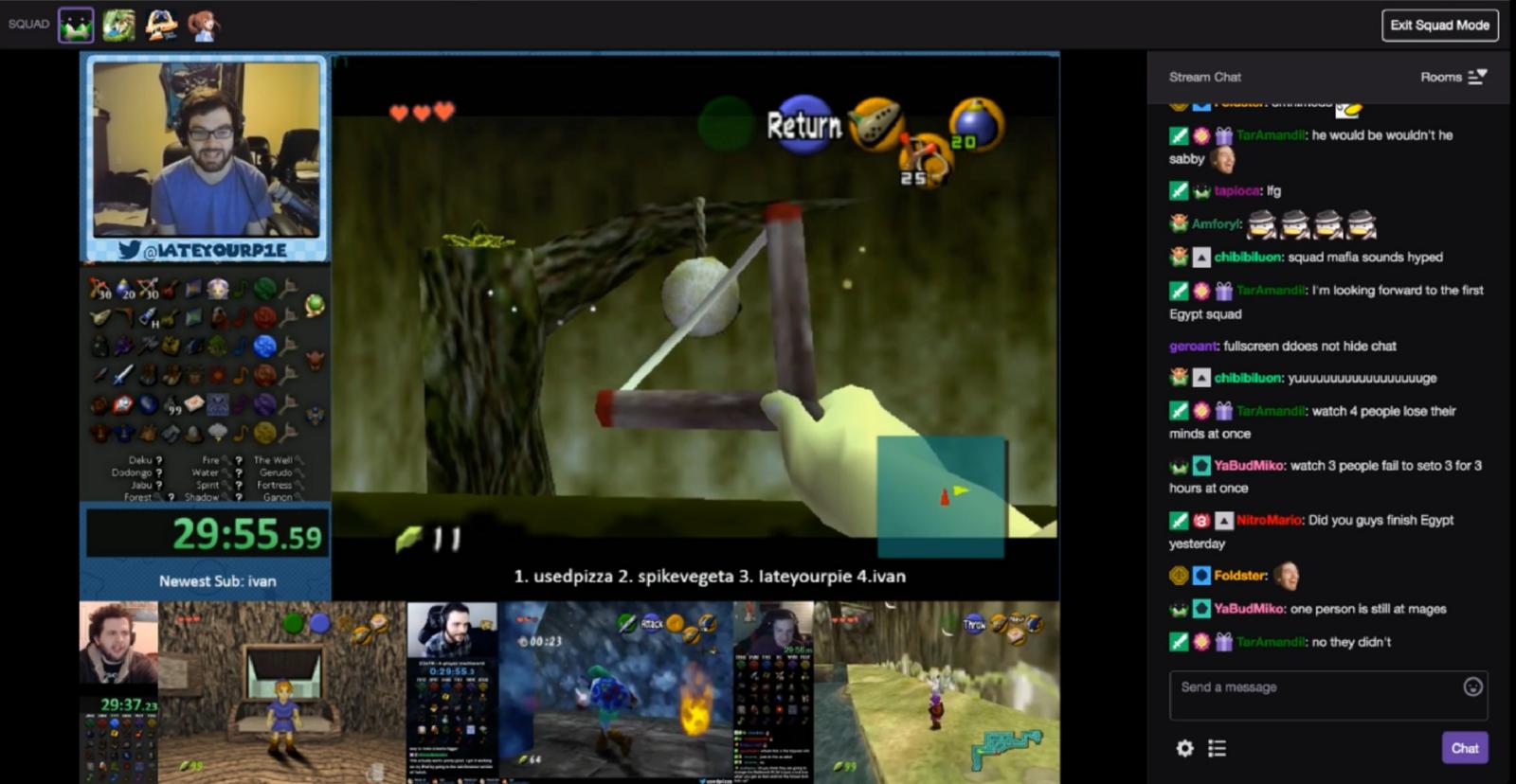 تويتش تعلن عن ميزة لبث الألعاب من عدة مستخدمين على نفس الشاشة! | Tech Gigz - تيك كيكز
