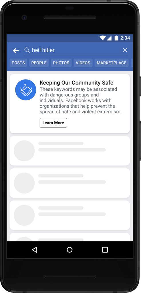 فيسبوك تحظر المحتوى الداعم للكراهية والقومية!   Tech Gigz - تيك كيكز